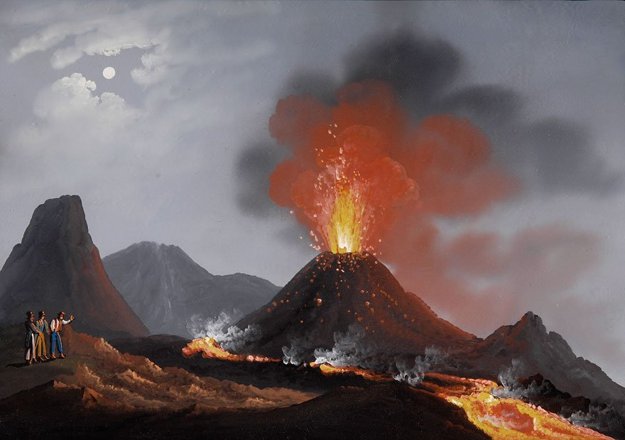 Vulcani Disegni: Vulcani: Cosa Sono, Come Si Formano E Quali Sono Quelli