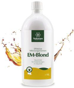Detergente per la casa universale EM Blond di Naturum