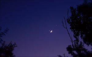 Luna-crescente