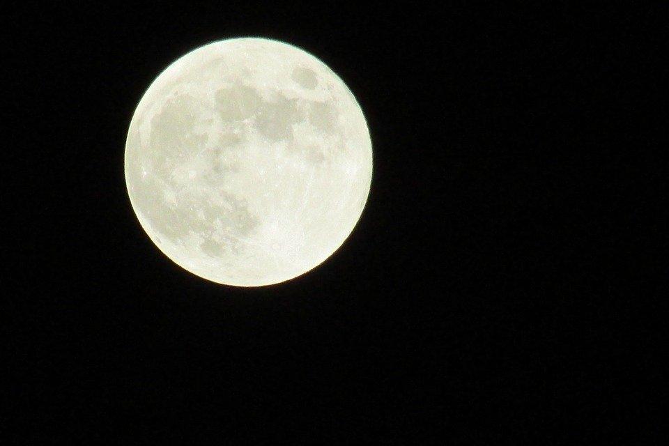 Calendario Luna Piena.Calendario Lunare 2019 Tutte Le Fasi Della Luna Mese Per Mese