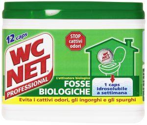 Wc Net attivatore biologico per scarichi