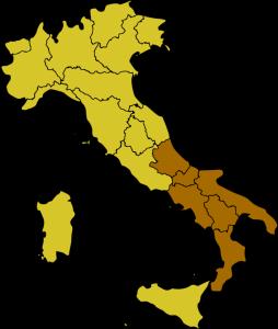 Italia-Meridionale