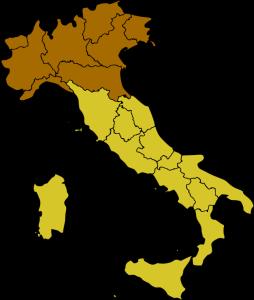 Italia-settentrionale