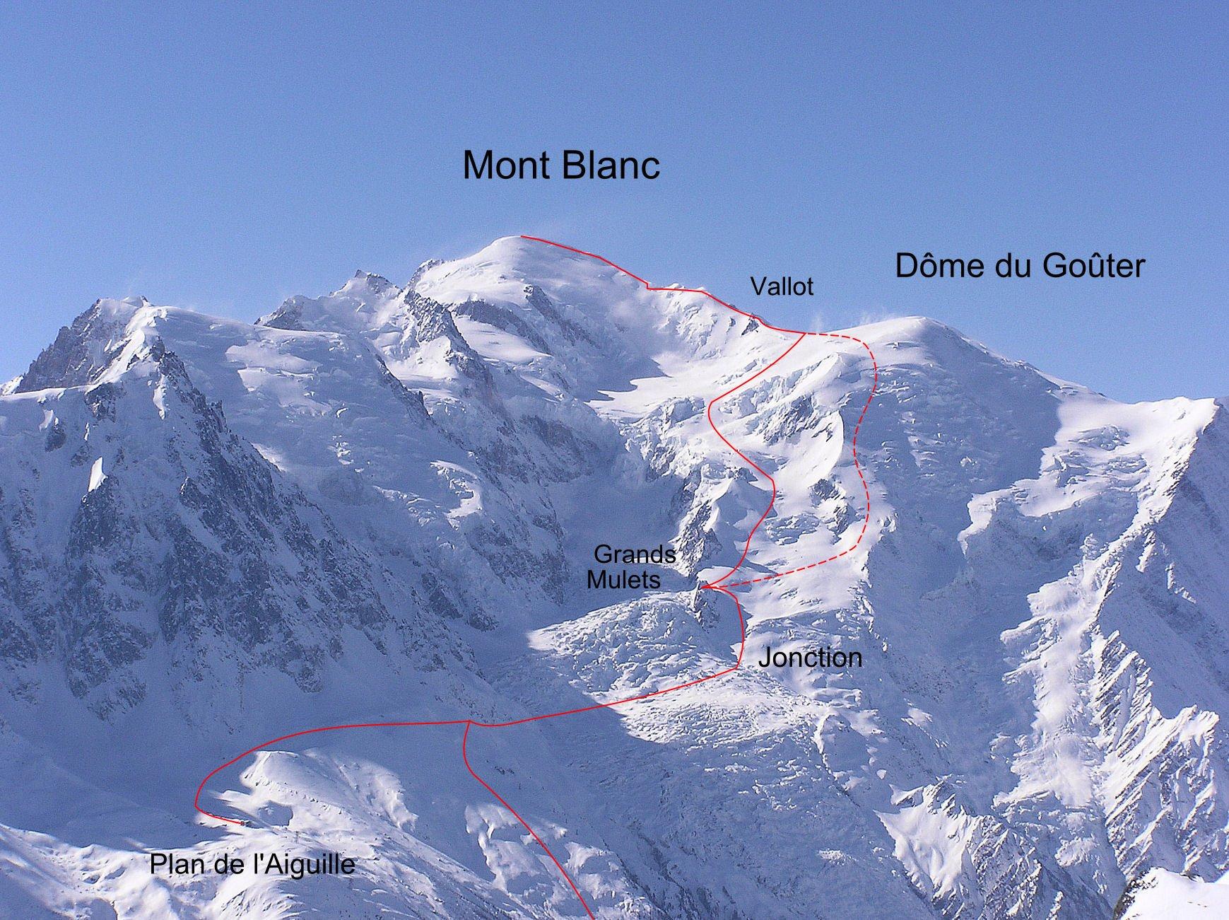 quanto alto il monte bianco la risposta non cos scontata On quanto e alto il monte bianco