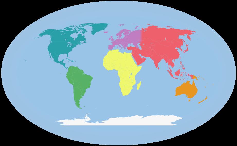 Quanti sono i continenti la risposta vi lascer senza parole for Senatori quanti sono