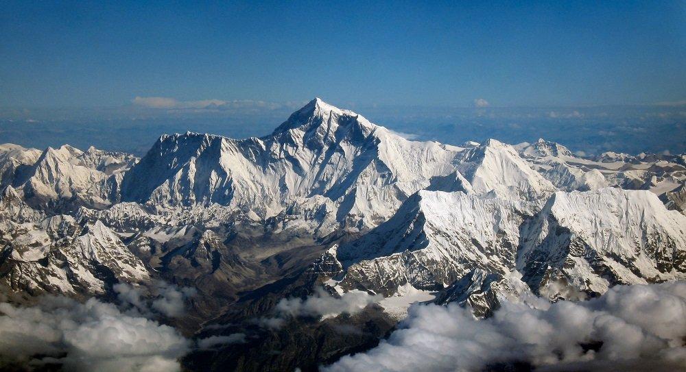 everest: informazioni e curiosità sulla montagna più alta del mondo